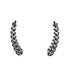 wreath ornament symbol vector image