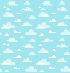 Sky pattern vector image vector image