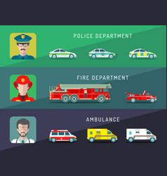 City service infographics in flat style vector