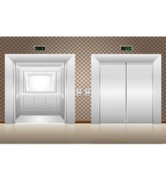 elevator 03 vector image