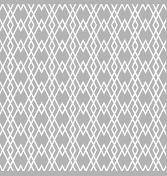 grey and white tile pattern vector image