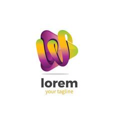 W media logo vector