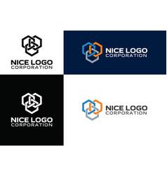 logo construction industry vector image vector image