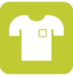 T Shirt vector image vector image