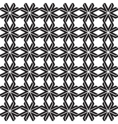 Chain mail of intersecting geometric shapes Celtic vector