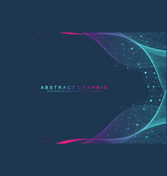 colorful expansion life background with vector image