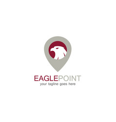 eagle point logo vector image
