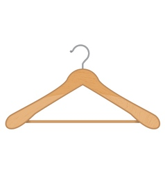 hanger vector image