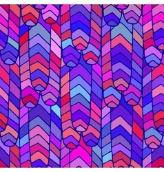 Seamless abstract pattern pink vector image
