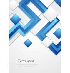 Technical elegant background vector