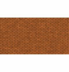 seamless brick masonry vector image vector image