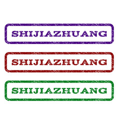 Shijiazhuang watermark stamp vector