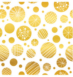 abstract golden yellow hand drawn vector 19345514
