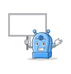 bring board pencil sharpener character cartoon vector image