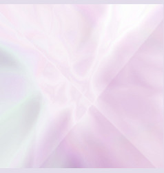 abstract blurred holographic pink background vector image
