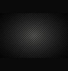 dark abstract metallic background black and grey vector image