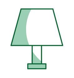 Panel solar ecology icon vector