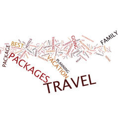 The benefits of travel offers text background vector