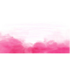 Abstract light pink watercolor texture vector