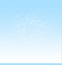 beautiful snowfall christmas background subtle fl vector image