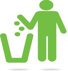 Recycling 02 resize vector image