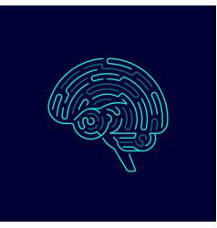 Brainmaze vector