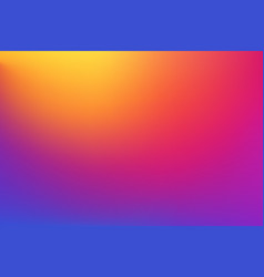 horizontal wide red pink blue blurred background vector image