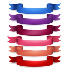 Web Ribbons Big Set vector image