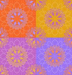 yellow garden roses vector image