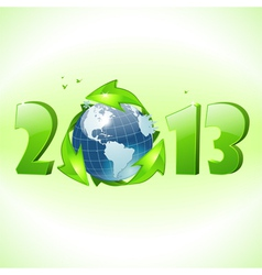 New Year Concept vector image vector image