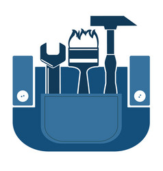 Construction working industry concept vector