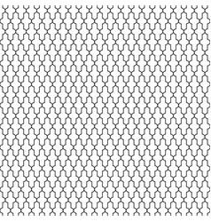 vintage seamless geometric pattern islam muslim vector image