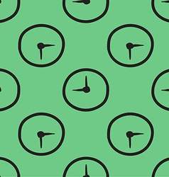 Clock Patterned Background vector image vector image