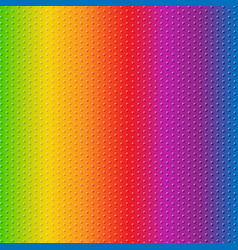 Colorful bright poster with ball vector