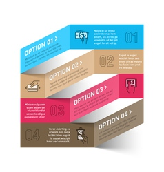 methods payment abstract infographics template vector image