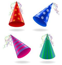 Cap for birthday celebrations 05 vector