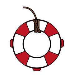 Lifesaver icon image vector