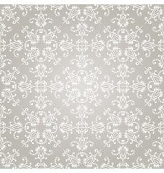 Seamless christmas retro pattern vector