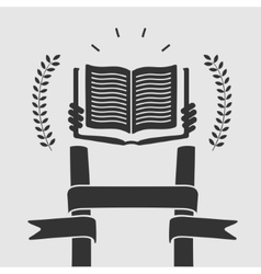 Symbol of education vector