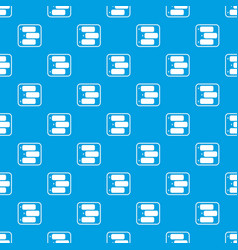 advice chat pattern seamless blue vector image
