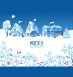 happy new year holiday design poster vector image