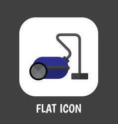 of tech symbol on vacuum vector image