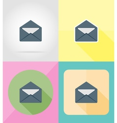 service flat icons 05 vector image vector image