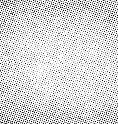 Grunge halftone print pattern background vector