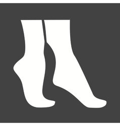 Tip Toe vector