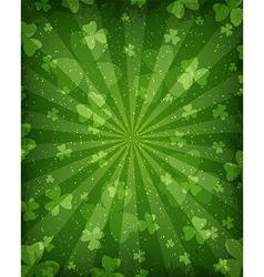 Patricks Day Background vector image
