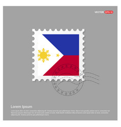 phillipines flags design vector image