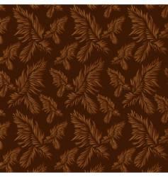leaf seamless vector image
