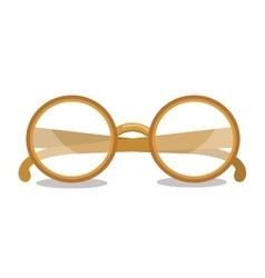 reading glasses design vector image