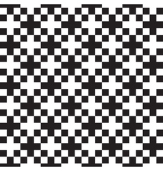 Squares seamless pattern vector